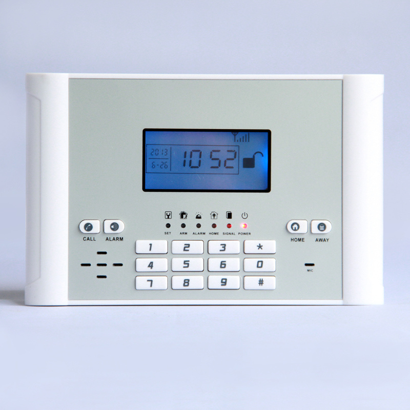 Wireless GSM Home Burglar Intruder Security GSM Alarm