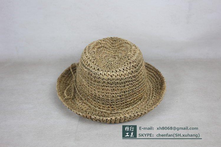 Trilby Straw Hat (OT-XH8014)