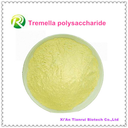 High Quality 100% Natural Plant Extract Tremella Polysaccharide Powder