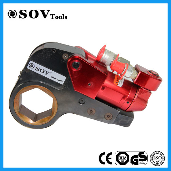 700bar Hollow Type Al-Ti Alloy Hydraulic Torque Wrench (SV51LB)