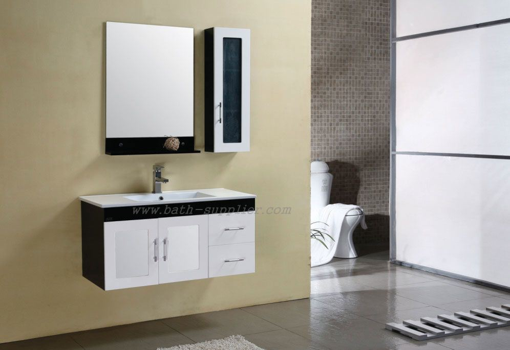 Armário de banheiro do PVC (MJ858) –Armário de banheiro do PVC (MJ858) forn -> Armario Para Banheiro Pvc