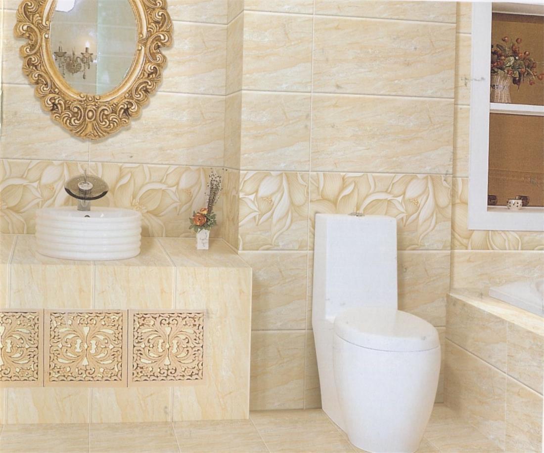 mattonelle di ceramica della stanza da bagno delle mattonelle della