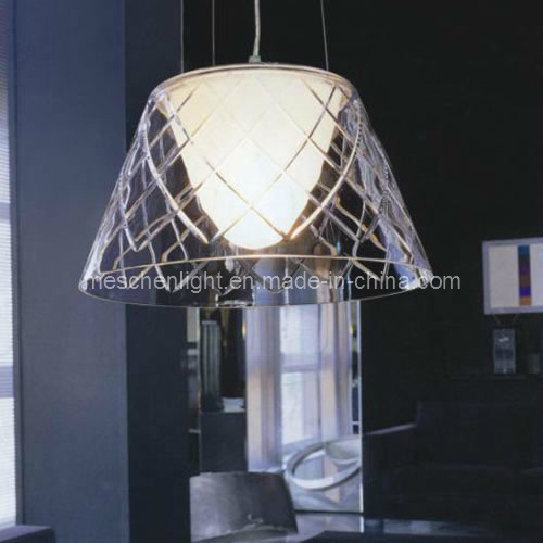 appareil d 39 clairage en verre contemporain de lampe pendante de plafonnier d 39 ombre appareil d. Black Bedroom Furniture Sets. Home Design Ideas
