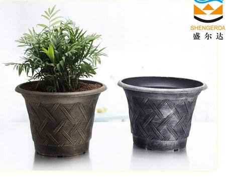 grand pot d 39 arbre pot de jardin et planteur grand pot d. Black Bedroom Furniture Sets. Home Design Ideas