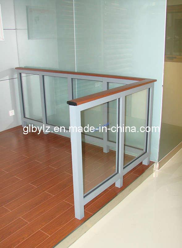 Pasamanos de aluminio para escaleras nuevos modelos de - Barandilla de aluminio ...