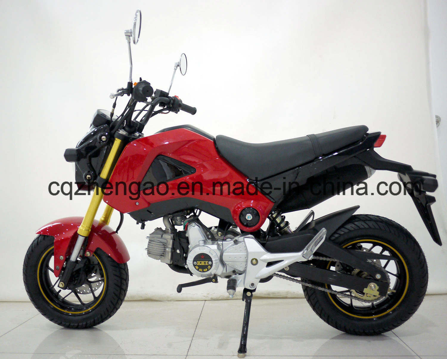 moto 125cc msx125 pour hot moto mini rue bike x treme. Black Bedroom Furniture Sets. Home Design Ideas