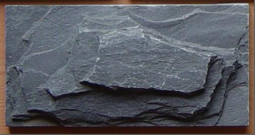 Seta natural de la pizarra piedra de la seta seta for Piedra natural pizarra