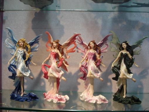 Fada da resina –Fada da resina fornecido por Xinya Ornament Co,Ltd