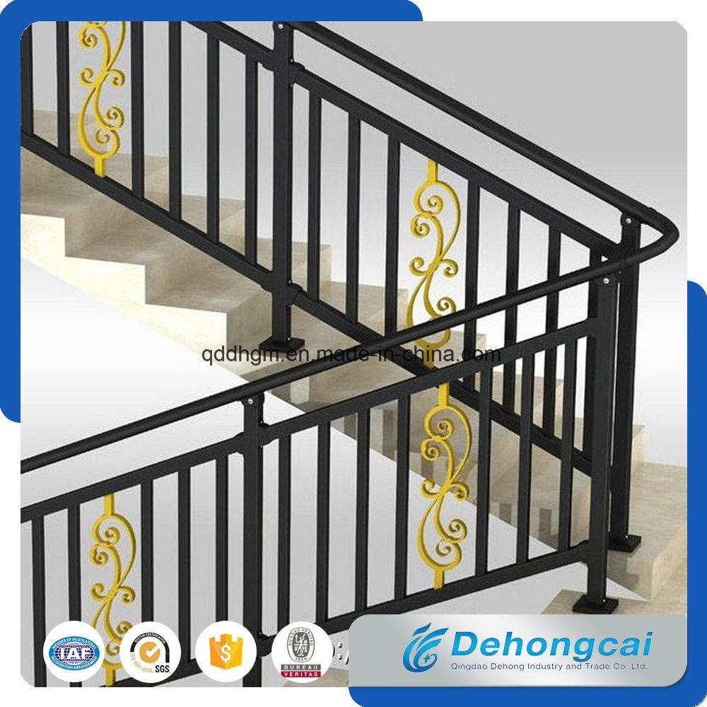 Foto de barandilla pasamanos galvanizados seguridad - Barandillas de seguridad para escaleras ...