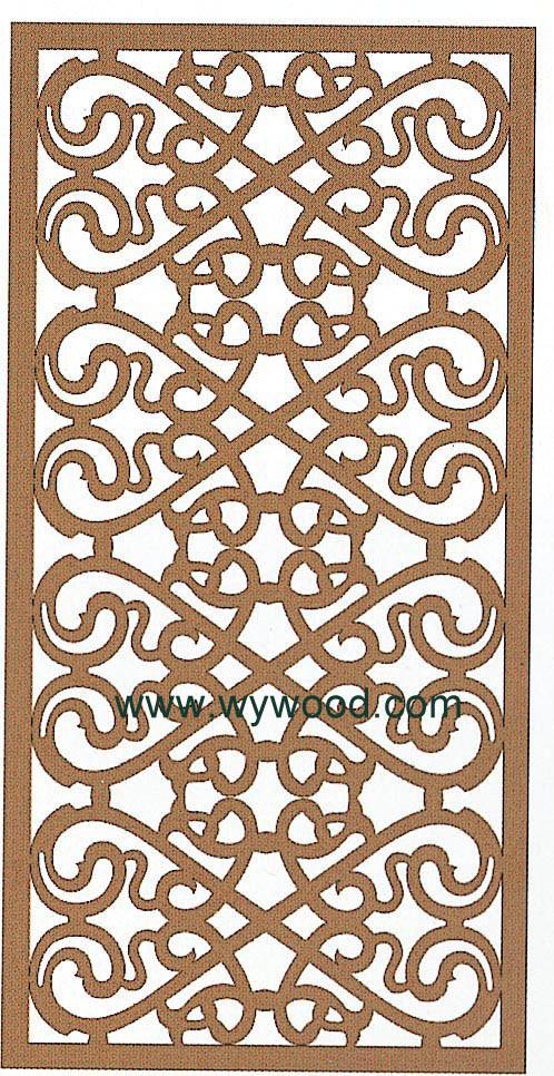 bois sculpt panneau mural wy 03 photo sur fr made in. Black Bedroom Furniture Sets. Home Design Ideas