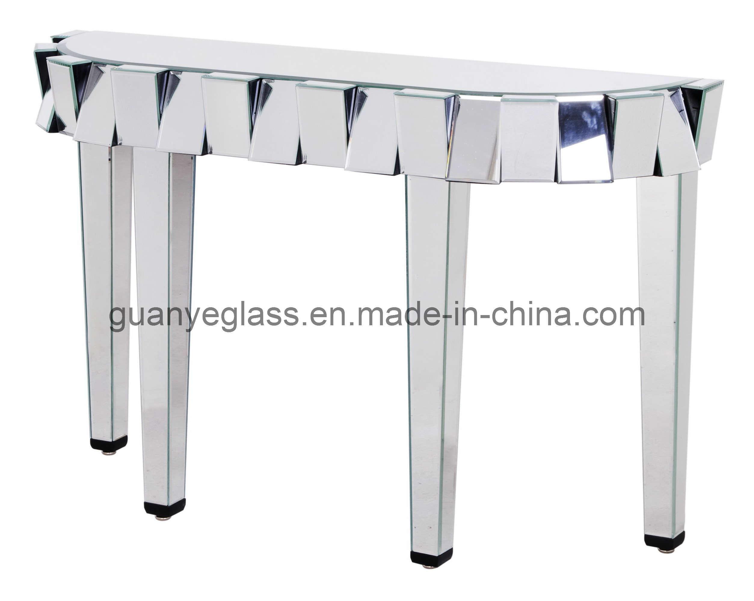 tableau de console argent de miroir xjs052a tableau de. Black Bedroom Furniture Sets. Home Design Ideas