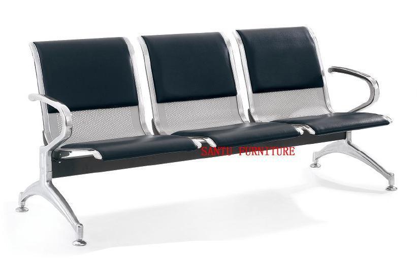 Silla que espera del hospital 3 asientos funcionales for Sillas para hospital