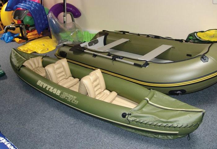 Kayak gonfiabile barca da pesca gonfiabile canoa canoa - Barca porta bote ...