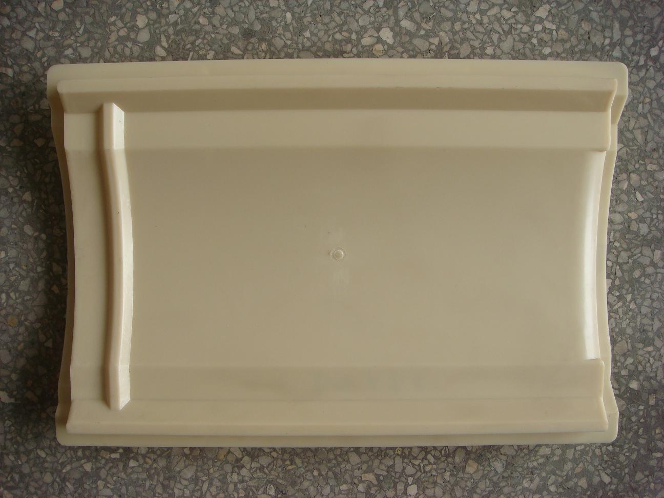 Molde concreto del azulejo de azotea molde concreto del for Jardin chino alcantarilla