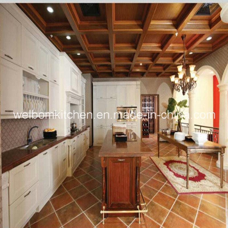 cuisine 2016 en bois plein de mod le de welbom italie photo sur fr made in. Black Bedroom Furniture Sets. Home Design Ideas