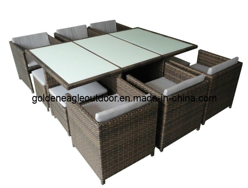 Rattan-Weidenwürfel-moderne Patio-Möbel (FP0150) foto auf de.Made ...