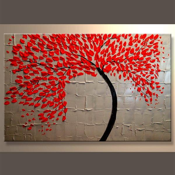 las pinturas de pared: