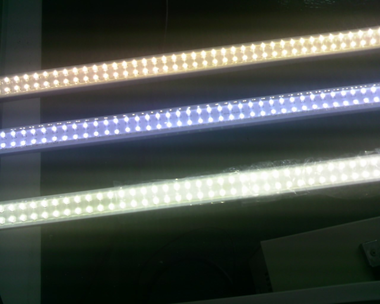Circuito Tubo Led : Tubo fluorescente de t led