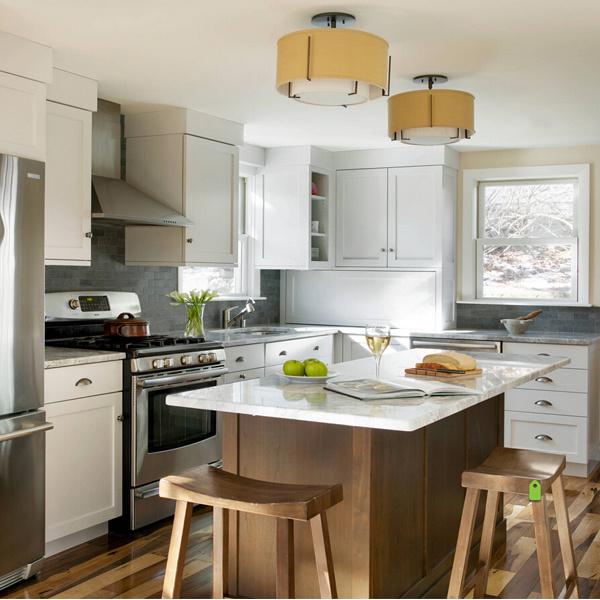 diseo libre muebles de cocina para cocina y comedor con puerta de madera slida