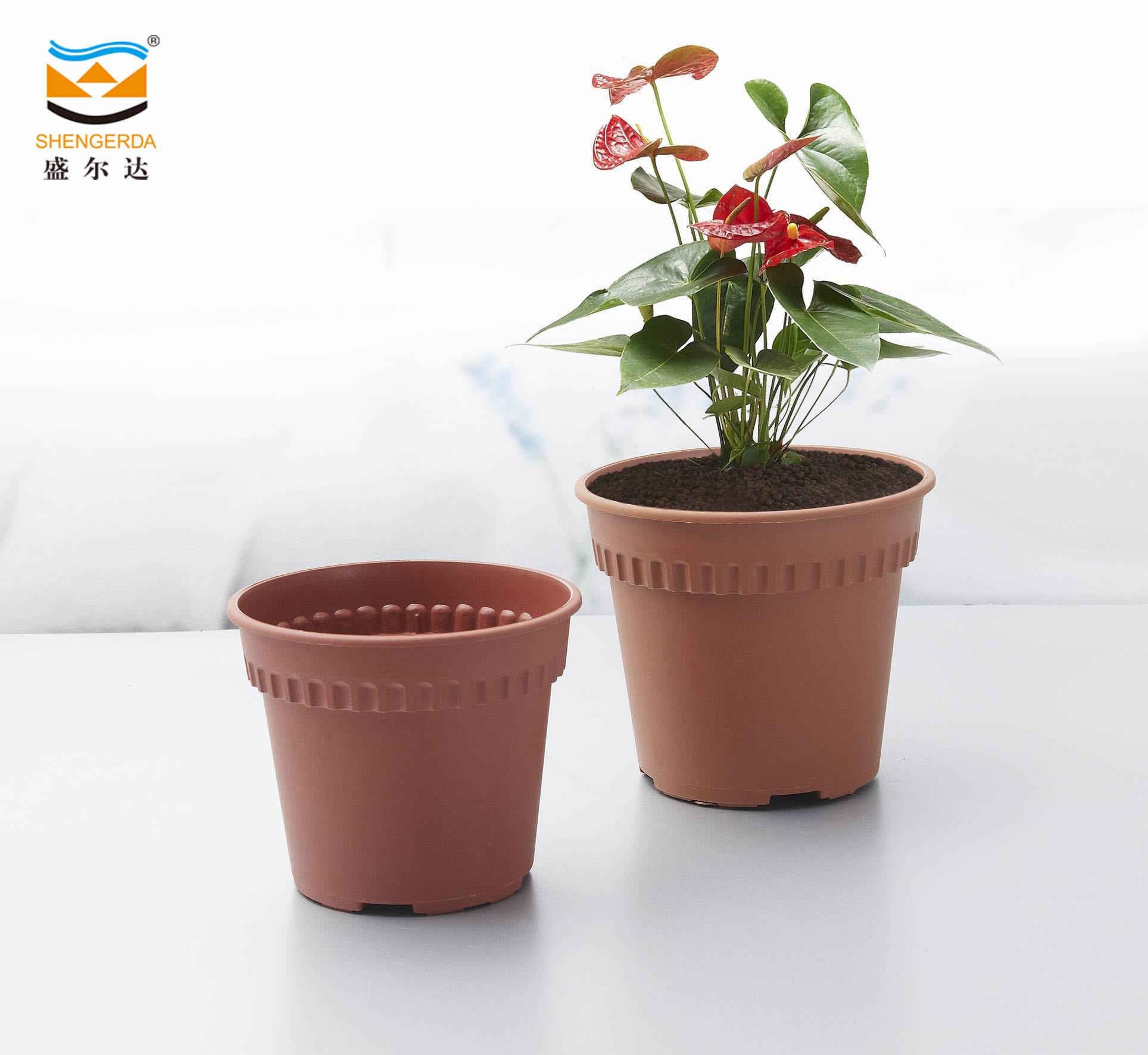 petit pot de fleur avec la couleur de terre cuite hg 2824 petit pot de fleur avec la couleur. Black Bedroom Furniture Sets. Home Design Ideas