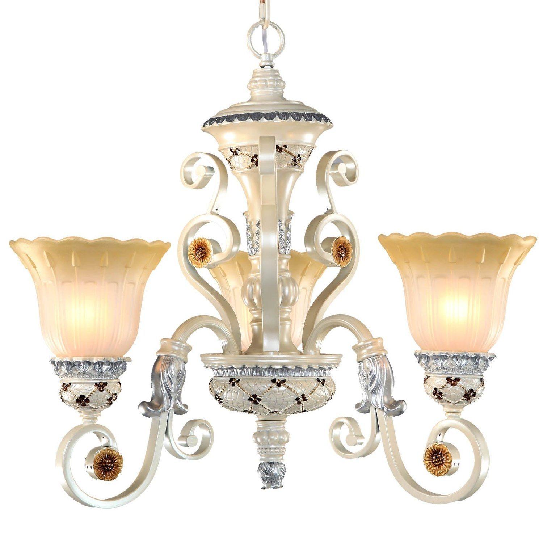 3 light sterling estate ceiling light fixture brass for Long ceiling light fixture