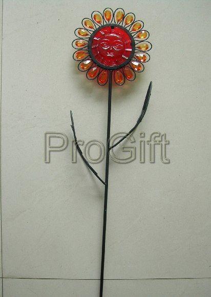 Decoraci n del palillo del hierro para el jard n up xz014 - Lopez del hierro decoracion ...
