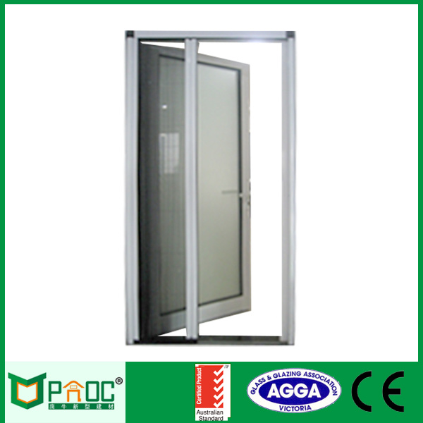 puertas de aluminio - Aluminios REGONI