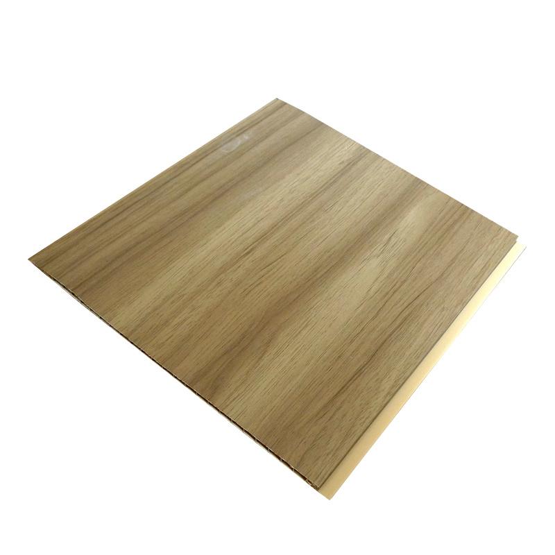 Plafond stratifi de pvc avec la couleur en bois ht 188 for Pvc couleur bois
