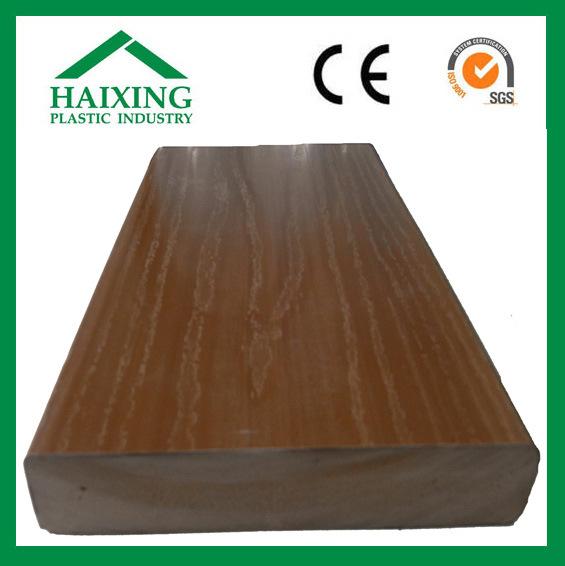 Le gv ext rieur en bois de la ce du plancher asa de pvc de for Plancher exterieur pvc