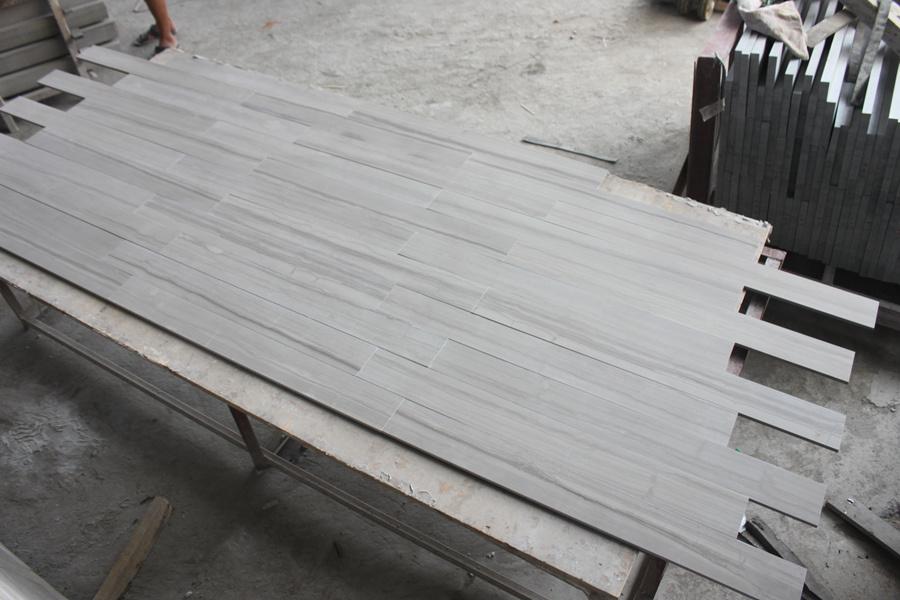 Foto de personalizar gris de m rmol serpenggiante grano for Marmol gris veteado
