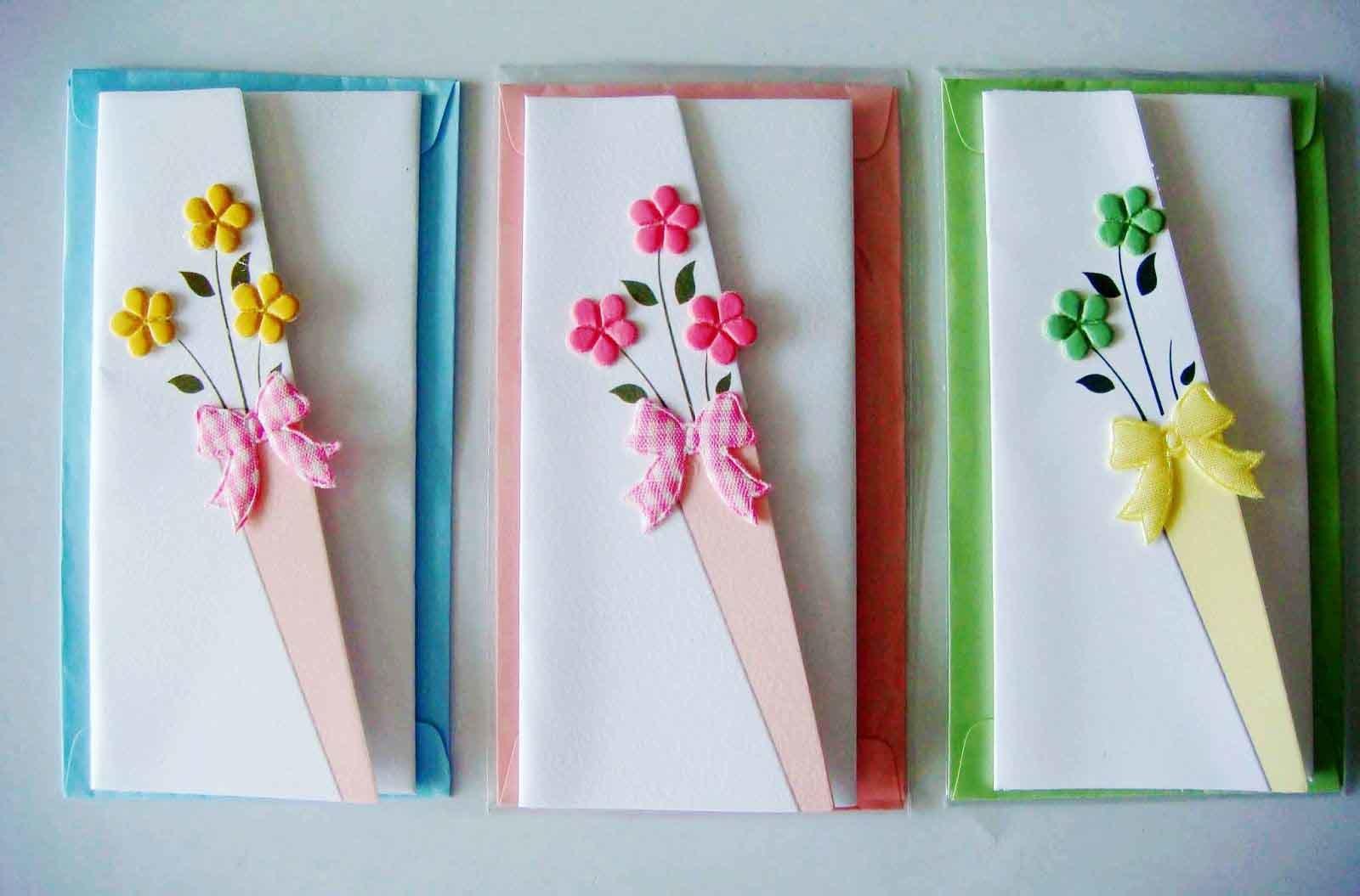 Картинки как сделать своими руками красивую открытку на