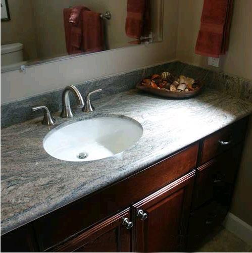 Foto de granito m rmol piedra del cuarzo para cuartos for Piedra marmol para cocina