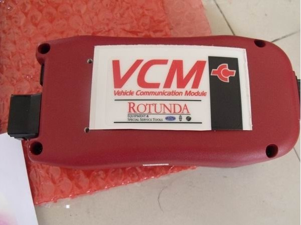 Инструкция Ford Vcm