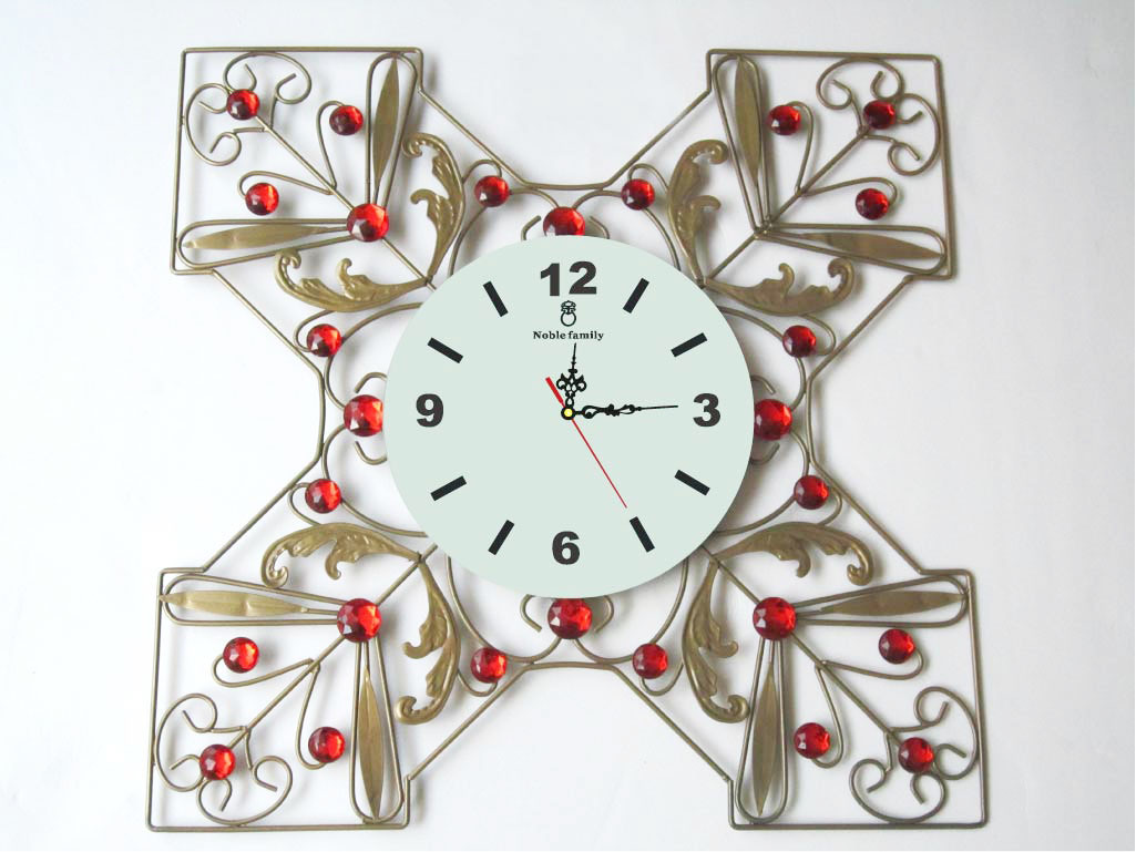 Оригинальное оформление часов своими руками 38