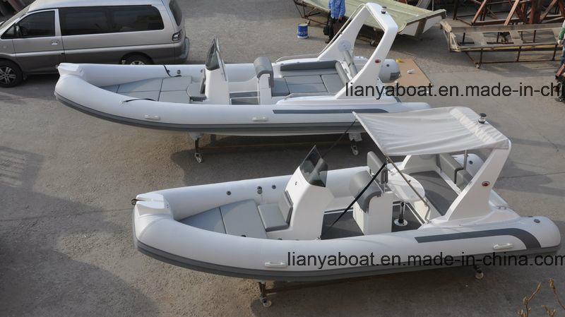 Vente liya rib bateau pneumatique semi rigide bateau - Pneumatique semi rigide ...