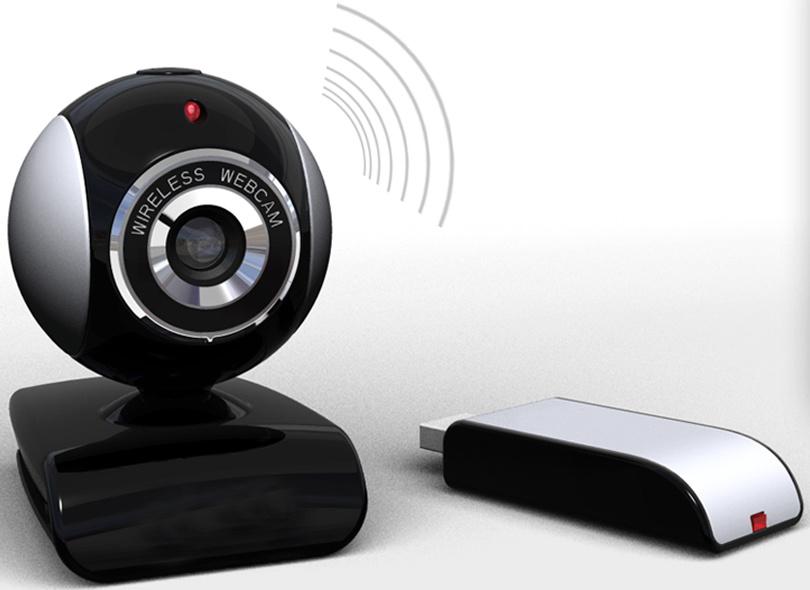 Беспроводная веб-камера своими руками