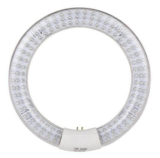 L mpada da circular do diodo emissor de luz da tampa - Tubos fluorescentes circulares ...
