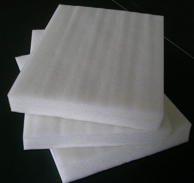De Platen Van De Verpakking Van Het Schuim Epe De Platen