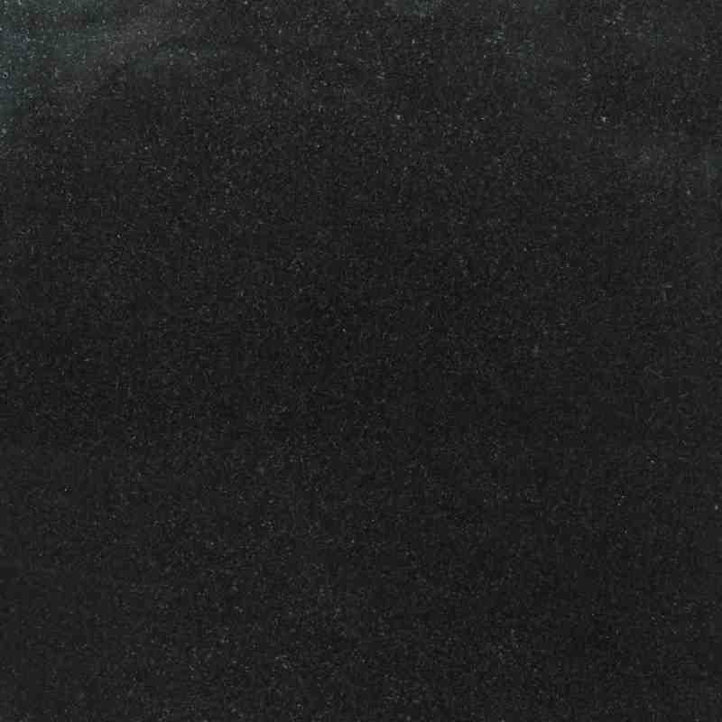 Azulejo de piso negro de shanxi del granito azulejo de for Precio de granito negro