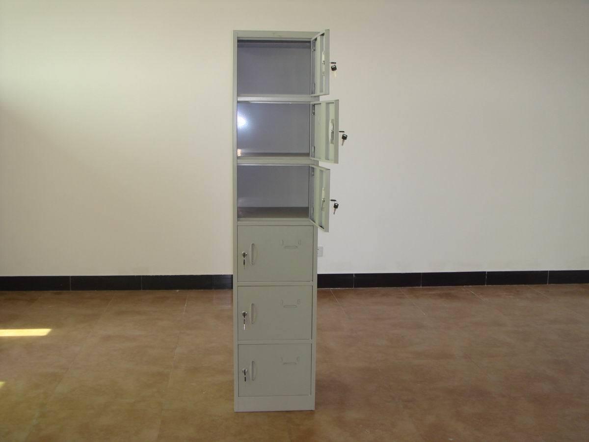 De kast van het metaal de kast van het metaaldoorjinhua modern office equipment co ltd voor - Kast voor het opslaan van boeken ...