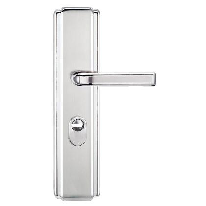 Cerradura de puerta de la seguridad cerradura de la manija - Cerradura seguridad puerta ...