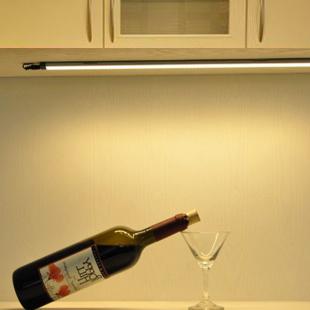 ecobrt 12v dc led unter kabinett licht beleuchtung in der. Black Bedroom Furniture Sets. Home Design Ideas