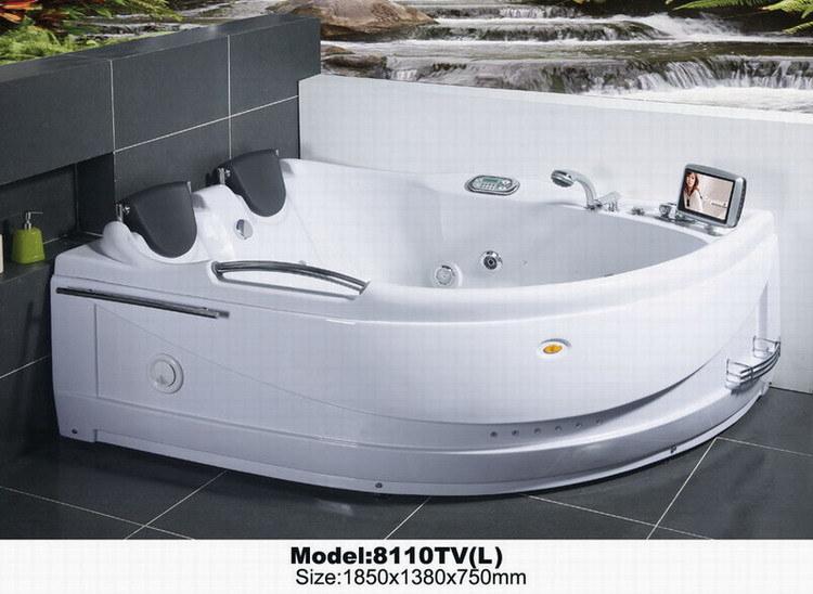 1 5 baignoire moderne et multifonctionnelle de hp de massage tourbillon 8110tvl 1 5 baignoire. Black Bedroom Furniture Sets. Home Design Ideas