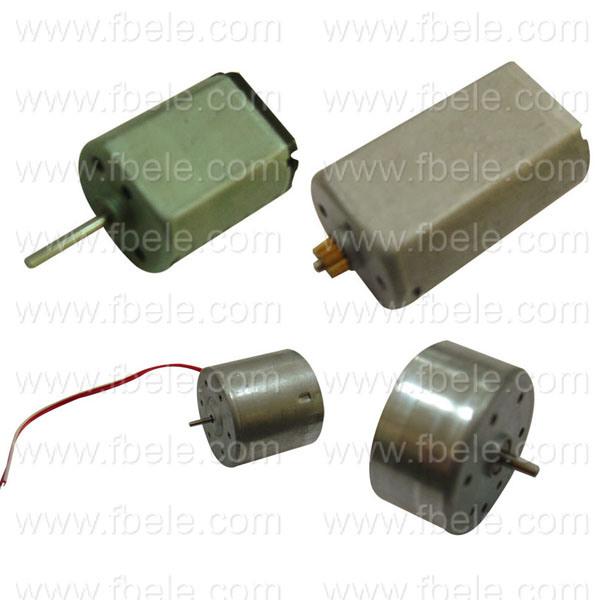Foto de motores el tricos pequenos motor sem escova fk for Small electric motor brushes