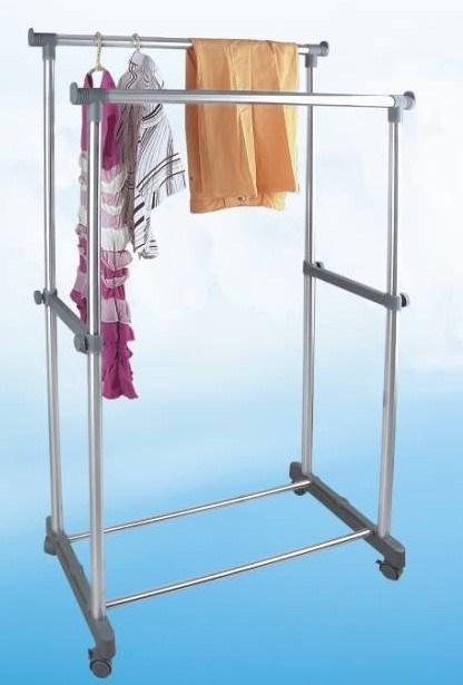 Стоячая Вешалка Для Одежды