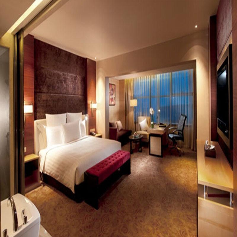 나무로 되는 가구 호화로운 한 벌 호텔 방 가구에사진 kr.Made-in ...