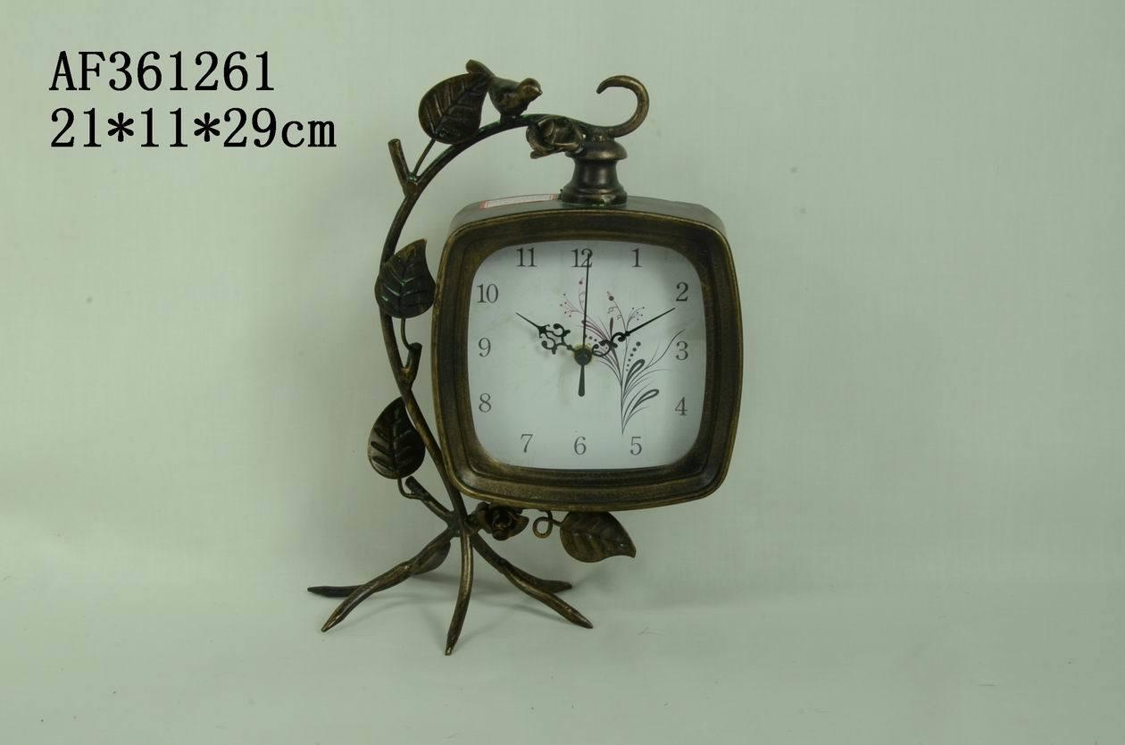 Relojes de pared antiguos del metal del estilo relojes - Relojes pared antiguos ...