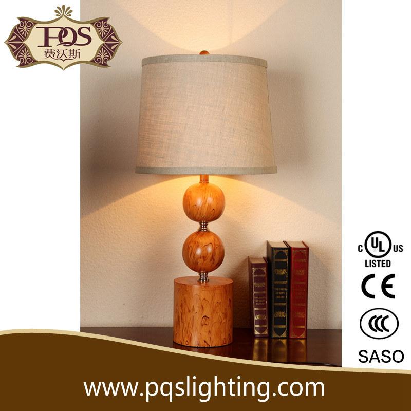 현대 훈장 주황색 나무로 되는 테이블 램프 – 현대 훈장 주황색 ...