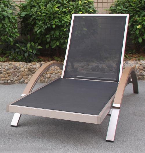 Muebles de aluminio cepillados 2013 texilene sunloung for Muebles de jardin de aluminio precios