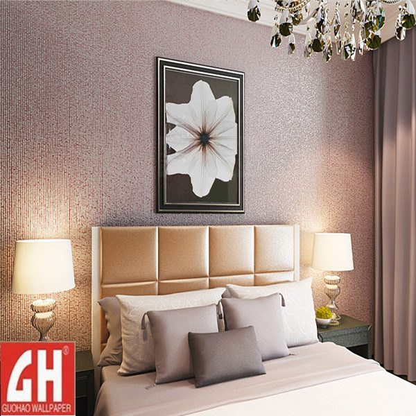Papel pintado simple y elegante del gh de la decoraci n - Papel pintado elegante ...